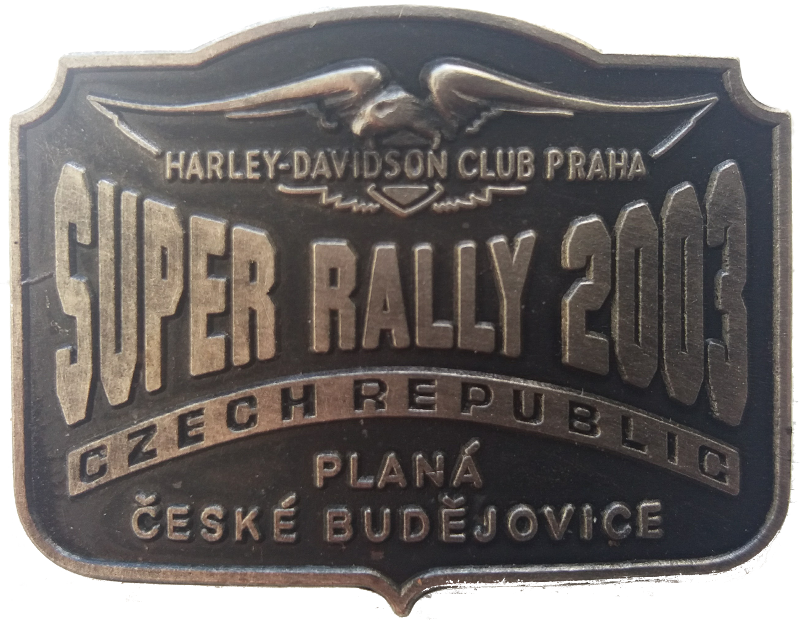 2003 SuperRally logo