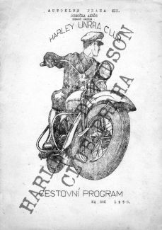 1950 cest program HD UNRRA Club